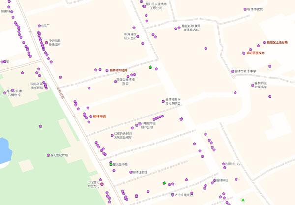 """""""天地图61陕西""""2015版电子地图上线试运行"""