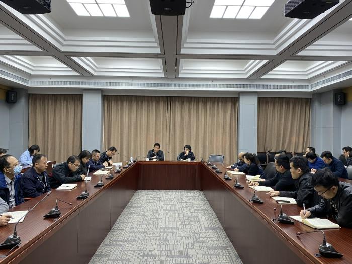 地信中心集中学习王广华副部长在全国国土测绘工作会议上的讲话