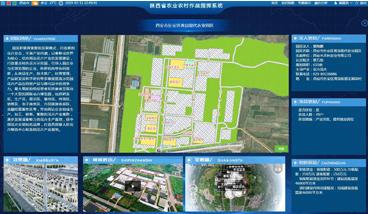地理信息应用系统