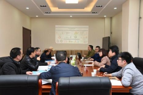 陕西省农业农村地理信息工程项目通过验收